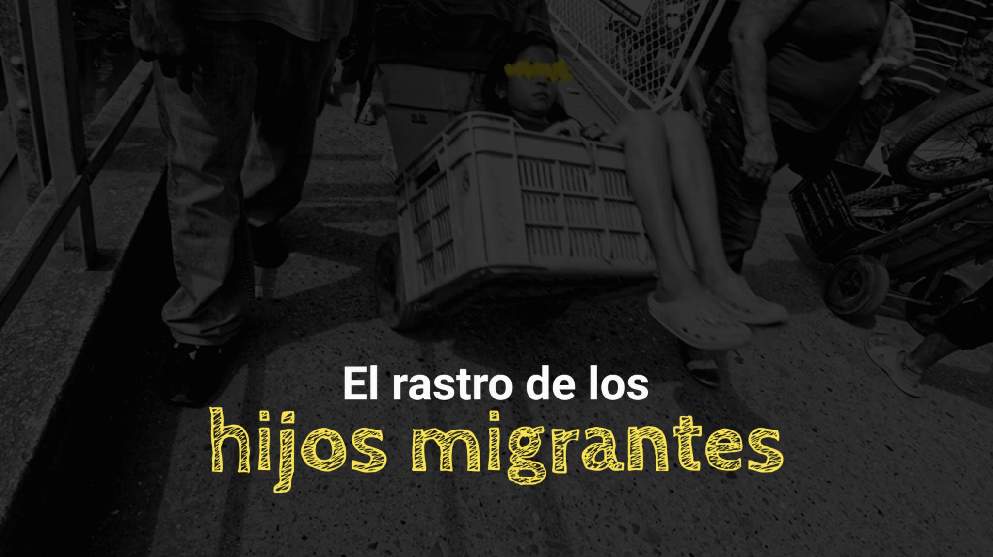 Hijos Migrantes, proycto colaborativo